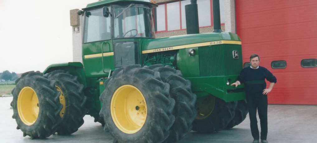 Machinehandel Mortier-Agri – Gistel